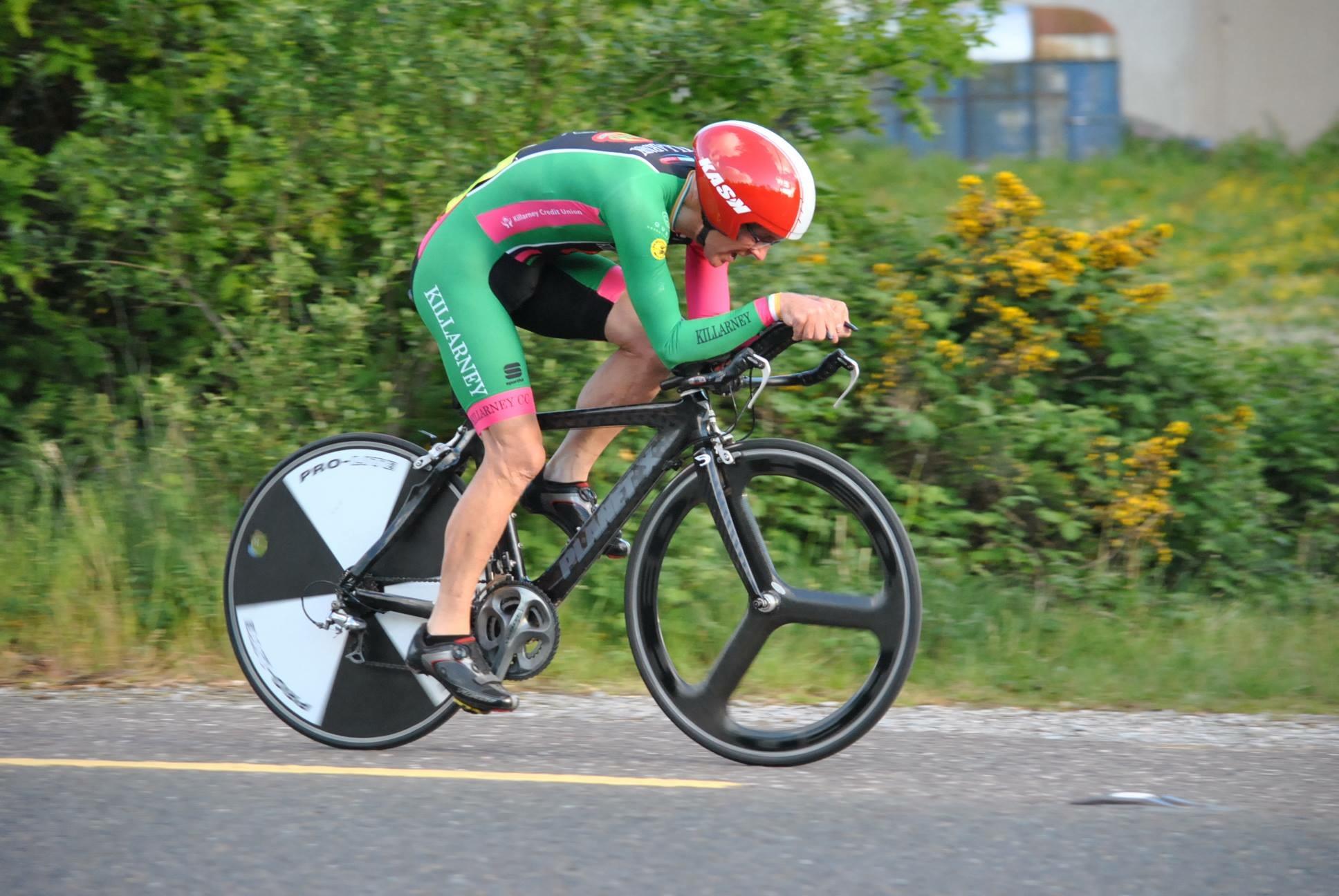 Munster TT Championships 2017, in kit of Killarney CC