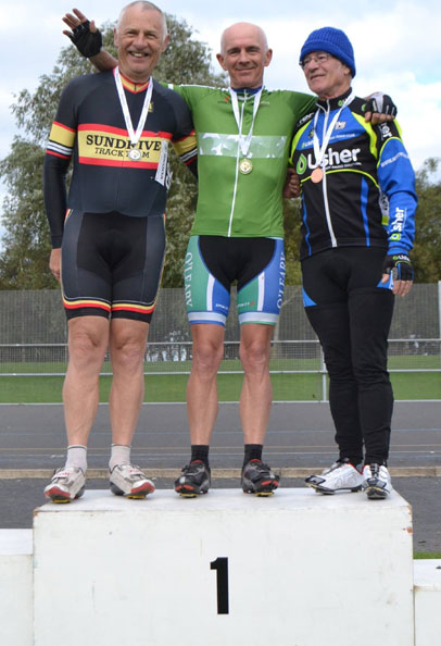National Masters Track Championships 2016