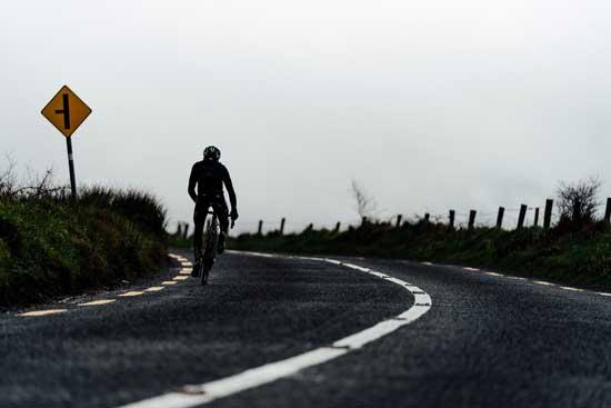 Eddie on the road