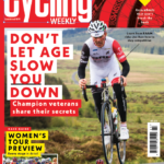 Cycling Weekly front cover